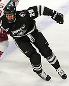 Conor MacPhee (PC - 29) - The Harvard University Crimson defeated the Providence College Friars 3-0 in their NCAA East regional semi-final on Friday, March 24, 2017, at Dunkin' Donuts Center in Providence, Rhode Island.