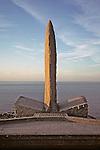 Monument - 1st American Div.  Pointe Du Hoc