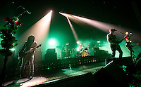 LAS VEGAS, NV - November 1, 2016: ***HOUSE COVERAGE*** Brand New perform at The Chelsea at The Cosmopolitan of Las Vegas in Las Vegas, NV on November 1, 2016. Credit: Erik Kabik Photography/ MediaPunch