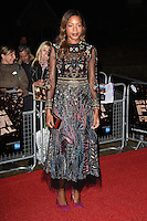 LONDON, ENGLAND. October 6, 2016: Naomie Harris at the London Film Festival premiere for &quot;Moonlight&quot; at the Embankment Gardens Cinema, London.<br /> Picture: Steve Vas/Featureflash/SilverHub 0208 004 5359/ 07711 972644 Editors@silverhubmedia.com