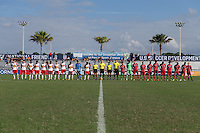 U-17/18 FC Dallas vs New York Red Bulls, December 1, 2016