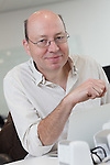 Example of a creative business portrait suitable for website, pitch document or corporate communications uses.