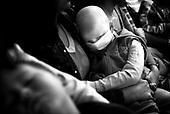 Wroclaw 02.02.2007 Poland<br /> Clinical Hospital, oncology and haematology departmend.This is one of the important Haematologic Hospital in all over Poland, however hospital board stopped to discharge a rising debt. In this connection authorities must close hospital, but goverment had no idea what should do with terminaly ill children.<br /> (Photo: Adam Lach / Napo Images)<br /> <br /> Akedemicki Szpital Kliniczny, oddzial onkologii i hematologii. Temu jednemu z najwazniejszych w Polsce osrodkowi szpitalnemu grozi zamkniecie w powodu dlugow, ktore niezaleznie od wplat NFZ-tu regularnie sciaga komornik. Z calej Polski ludzie charytatywnie wplacaja pieniadze by uratowac szpital i los dzieci dla ktorych to miejsce jest jedynym ratunkiem.