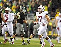 111712 Stanford Football at Oregon