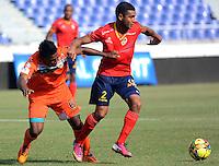 Uniautonoma vs Real Cartagena Copa Postobon 6-08-2014
