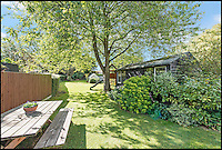 BNPS.co.uk (01202 558833)<br /> Pic: HamptonsInternational/BNPS<br /> <br /> Hunting for a new home can be murder, but TV fans can't go wrong with this Midsomer dream.<br /> <br /> The picturesque 17th century thatched cottage, which appeared in an episode of the popular crime series Midsomer Murders, has gone on the market with Hamptons International for &pound;599,950.<br /> <br /> The Thatch is reputed to be the oldest house in the village of Aston Rowant, Oxfordshire, which doubled as part of the idyllic but deadly county of Midsomer for the 2005 episode The House in the Woods.