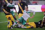 Fussball, DFB Pokal 2008/09, Borussia Dortmund - SV Werder Bremen