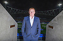Football-Neil Lennon Unveiled as New Bolton Manager-Macron Stadium-12/10/2014-Pictures by Paul Currie-KEEP-Picture shows Neil Lennon who was unveiled as Bolton Wanderers new manager