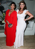 BEVERLY HILLS, CA, USA - SEPTEMBER 13: Kris Jenner, Tanya Callau attend the Brent Shapiro Foundation For Alcohol And Drug Awareness' Annual 'Summer Spectacular Under The Stars' 2014 held at a Private Residence on September 13, 2014 in Beverly Hills, California, United States. (Photo by Xavier Collin/Celebrity Monitor)