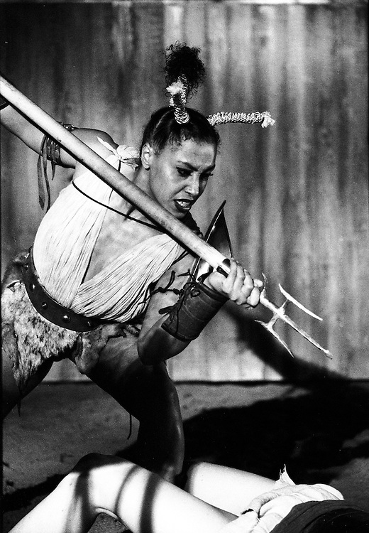 Women Wearing Revealing Warrior Outfits - Page 4 Gladiatrix-2