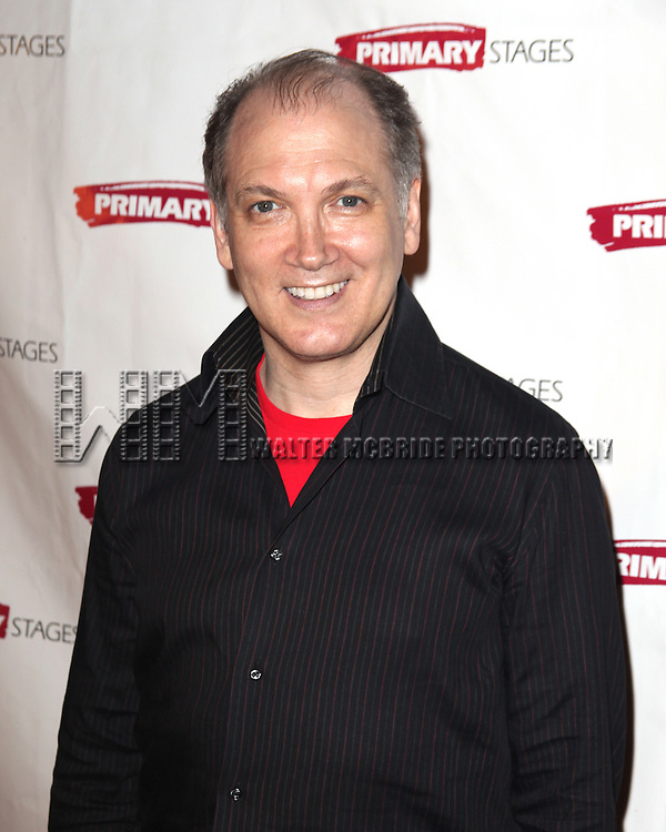 Charles Busch.attending the Opening Night Party for the Primary Stages Production of 'Olive and the Bitter Herbs' in New York City. ...