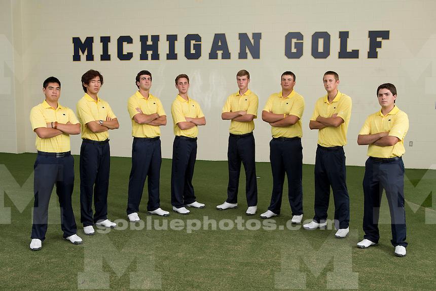 2012-13 Men's Golf