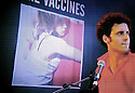 Glastonbury Festival on the BBC .The Vaccines