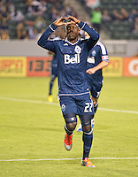 LA Galaxy vs Vancouver Whitecaps, November 1, 2012