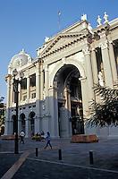 The Palacio Municipal or City Hall in Guayaquil, Ecuador