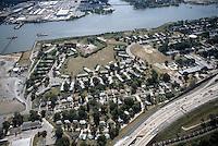 1997 September 23..Assisted Housing..Grandy Village...Aerial looking Southwest...NEG#.NRHA#..