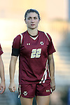 17 September 2016: Boston College's McKenzie Meehan. The Duke University Blue Devils hosted the Boston College Eagles at Koskinen Stadium in Durham, North Carolina in a 2016 NCAA Division I Women's Soccer match. Duke won the game 3-2.