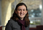 Claire Reising for Echoes Newsletter..Photo by Matt Cashore/University of Notre Dame