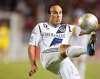 LA Galaxy vs Vancouver Whitecaps FC, June 23. 2012