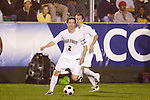 14 November 2008: Wake Forest's Sam Cronin. The University of Virginia defeated Wake Forest 3-2 in two overtimes at WakeMed Stadium at WakeMed Soccer Park in Cary, NC in a men's ACC tournament semifinal game.