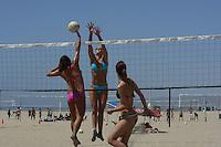 West Coast Volleyball Tournament B-Roll