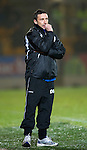 St Johnstone v Dundee United....22.02.11 .Derek McInnes.Picture by Graeme Hart..Copyright Perthshire Picture Agency.Tel: 01738 623350  Mobile: 07990 594431