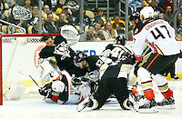 02-08-2016 Pittsburgh Penguins vs Anaheim Ducks