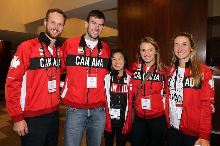 Team Canada Rio 2016 Celebration<br /> November 2, 2016<br /> <br /> PHOTO: Greg Kolz/COC