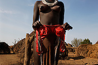 Africa's Last Frontier: Ethiopia's Omo Valley, March 2010 National Geographic Magazine