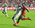 América venció como local 2-0 a Envigado. Fecha 11 Liga Águila I-2017.