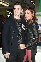 Kevin Jonas and Danielle Jonas _Holiday Season Food
