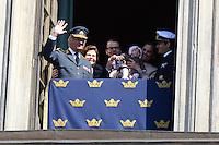 King Carl XVI Gustav' s birthday