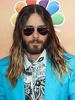 LOS ANGELES, CA, USA - MAY 01: Jared Leto at the iHeartRadio Music Awards 2014 held at The Shrine Auditorium on May 1, 2014 in Los Angeles, California, United States. (Photo by Celebrity Monitor)
