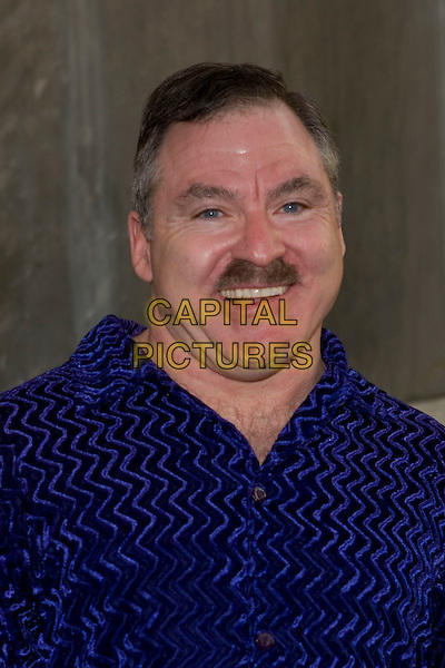 JAMES VAN PRAAGH.CBS Summer 2005 Press Tour Party Arrivals held at the Hammer Museum, Westwood, California.  .July 19th, 2005.Photo Credit: Zach Lipp/AdMedia.headshot portrait mustache facial hair scar.www.capitalpictures.com.sales@capitalpictures.com.© Capital Pictures.