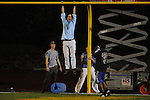 Oxford High students celebrate the win vs. Lafayette High at Bobby Holcomb Field in Oxford, Miss. on Thursday, August 30, 2012. Oxford High won 19-0.