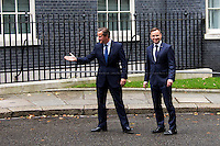 15.09.2015 - The President of Poland Andrzej Duda at 10 Downing Street