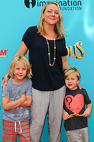 UNIVERSAL CITY, CA, USA - SEPTEMBER 21: Nicole Sullivan at the Los Angeles Premiere Of Focus Features' 'The Boxtrolls' held at Universal CityWalk on September 21, 2014 in Universal City, California, United States. (Photo by Celebrity Monitor)