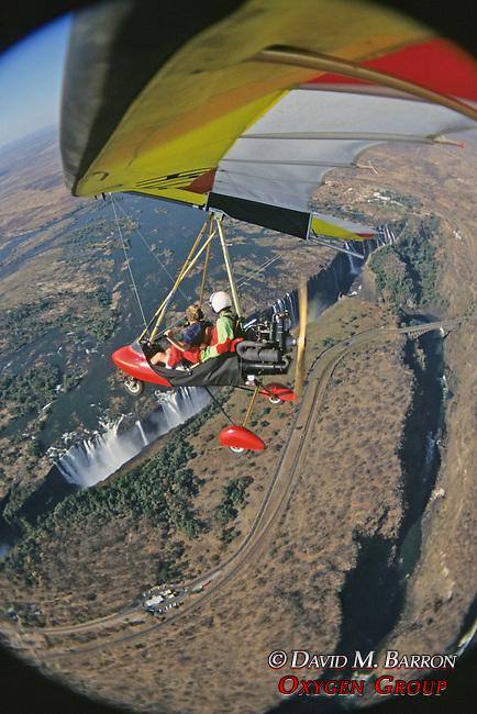 Victoria Falls Flight