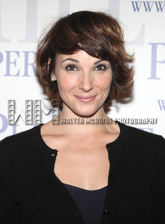 Chryssie Whitehead.attending the Meet & Greet the Cast of The Paper Mill Playhouse production of 'Damn Yankees' at the Foxwood Theatre Rehearsal Hall in New York City. 2/29/2012
