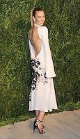NEW YORK, NY - NOVEMBER 07: Karlie Kloss  attends 13th Annual CFDA/Vogue Fashion Fund Awards at Spring Studios on November 7, 2016 in New York City. Photo by John Palmer/MediaPunch