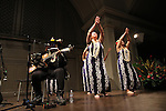 Slack Key Festival 2012.   Dennis Kamakahi.