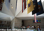 The National Constitution Center, Independence National Historic Park, Philadelphia, PA