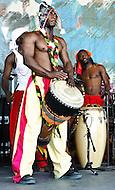 Kumbuka @ Jazz Fest 2011