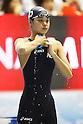 Keiko Fukudome (JPN), .April 3, 2012 - Swimming : .JAPAN SWIM 2012, Women's 100m Breaststroke Heat .at Tatsumi International Swimming Pool, Tokyo, Japan. .(Photo by Daiju Kitamura/AFLO SPORT) [1045]