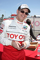 LOS ANGELES - APR 3:  Doug Fregin at the 2012 Toyota Pro/Celeb Race Press Day at Toyota Long Beach Grand Prix Track on April 3, 2012 in Long Beach, CA