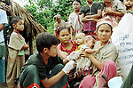 The tragedy of the Karen people, Myanmar
