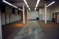 1993 February ..Rehabilitation..Attucks Theatre.Church Street..OFFICE SPACE 1ST FLOOR.LOOKING TOWARD REAR.INTERIOR...NEG#.NRHA#..