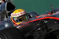 F1 GP of Australia, Melbourne 26. - 28. March 2010.Lewis Hamilton (GBR), McLaren F1 Team ..Picture: Hasan Bratic/Universal News And Sport (Scotland).