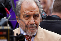 Antonio Caprarica, RAI correspondent in UK - 2012 <br /> <br /> London, 16/08/2012. Today, the President of Ecuador Rafael Correa and his Government granted the Diplomatic Asylum to the founder of Wikileaks Julian Assange.