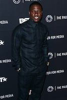 BEVERLY HILLS, CA, USA - OCTOBER 14: Kevin Hart arrives at the Paley Center for Media's An Evening with BET Networks' 'Real Husbands of Hollywood' held at the The Paley Center for Media on October 14, 2014 in Beverly Hills, California, United States. (Photo by Xavier Collin/Celebrity Monitor)